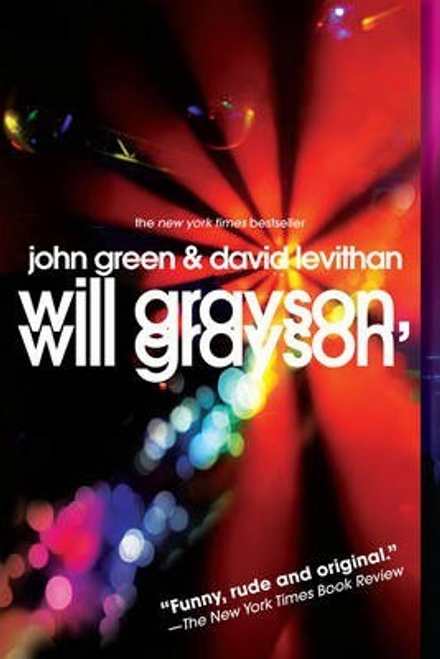 Green, John / Will Grayson, Will Grayson (Large Paperback)