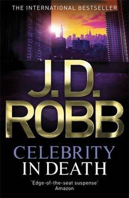 Robb, J. D. / Celebrity In Death (Large Paperback)