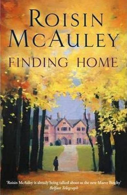 McAuley, Roisin / Finding Home (Large Paperback)