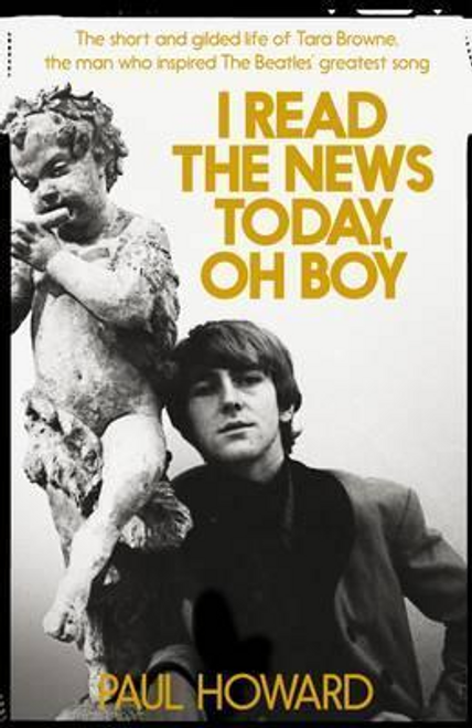 Howard, Paul / I Read the News Today, Oh Boy (Large Paperback)