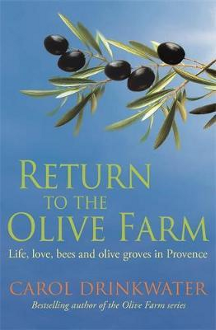 Drinkwater, Carol / Return to the Olive Farm (Large Paperback)