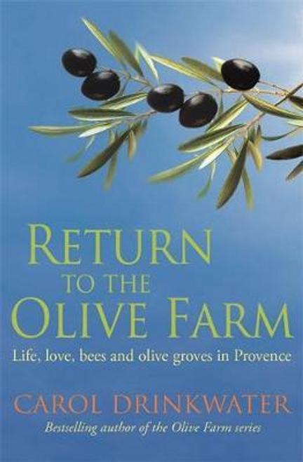 Drinkwater, Carol / Return to the Olive Farm (Large Paperback)