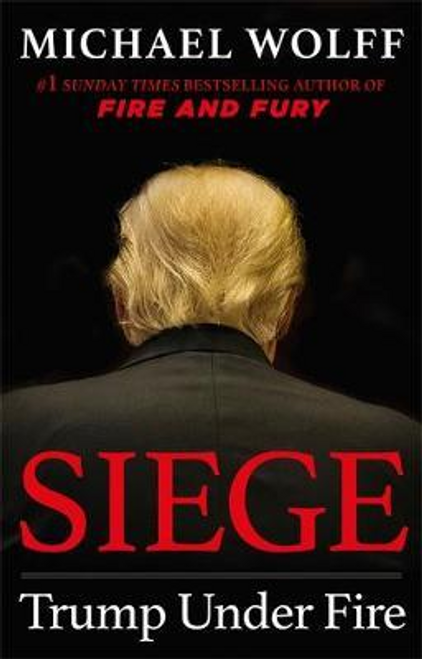 Wolff, Michael / Siege (Large Paperback)