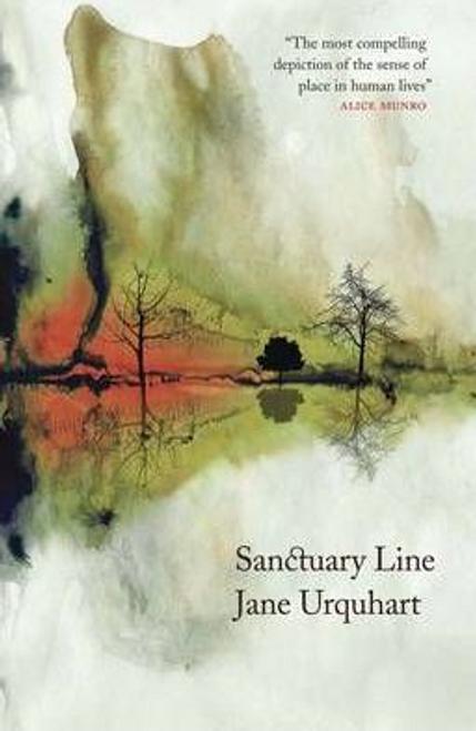 Urquhart, Jane / Sanctuary Line (Large Paperback)