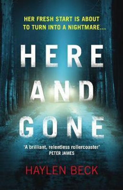 Beck, Haylen / Here and Gone (Large Paperback)