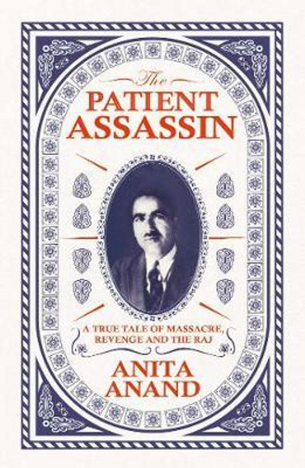 Anand, Anita / The Patient Assassin (Large Paperback)