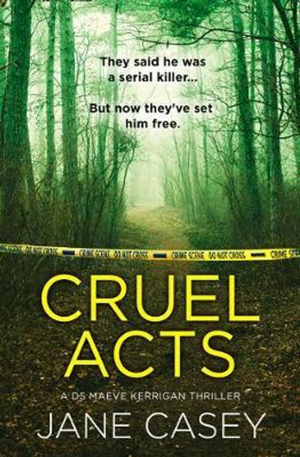 Casey, Jane / Cruel Acts (Large Paperback)