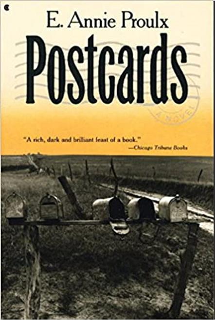 Proulx, Annie / Postcards (Large Paperback)