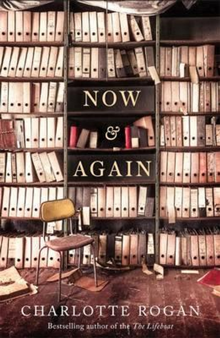Rogan, Charlotte / Now and Again (Large Paperback)