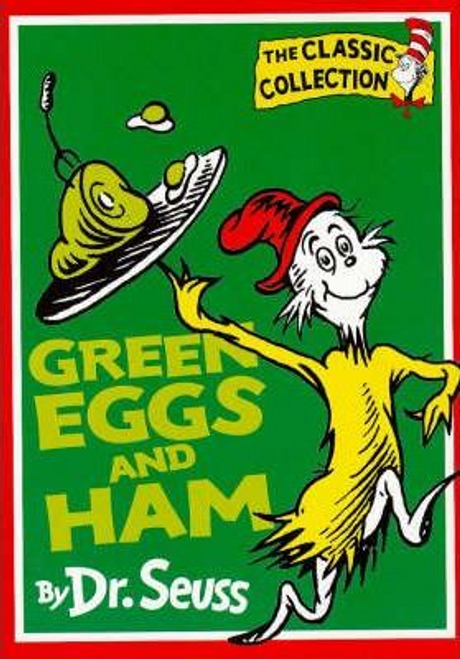 Seuss, Dr. / Green Eggs and Ham (Large Paperback)