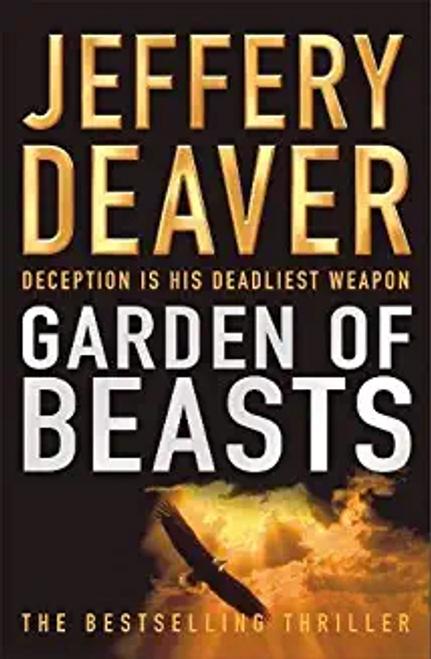 Deaver, Jeffery / Garden of Beasts (Large Paperback)