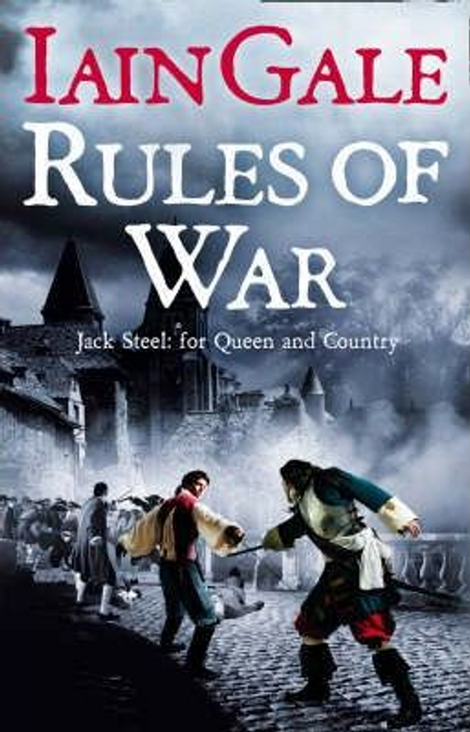 Gale, Iain / Rules of War (Hardback)