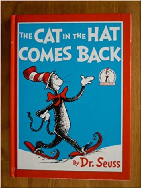 Seuss, Dr. / Cat in the Hat Comes Back (Hardback)
