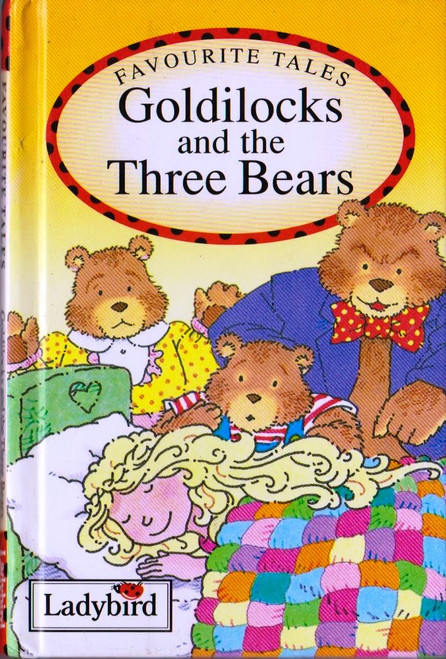 Ladybird / Goldilocks and the Three Bears