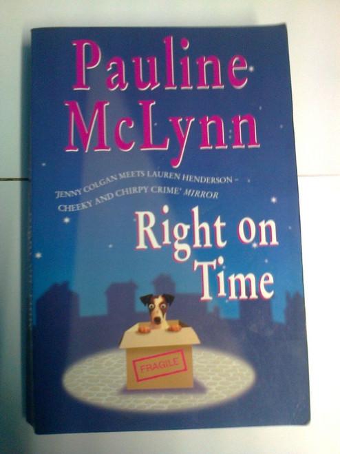 McLynn, Pauline / Right on Time