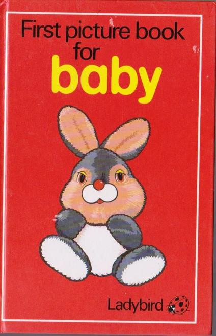 Ladybird / First picture book for Baby