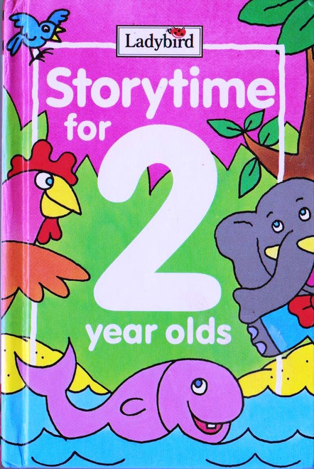 Ladybird / Storytime for 2 year olds