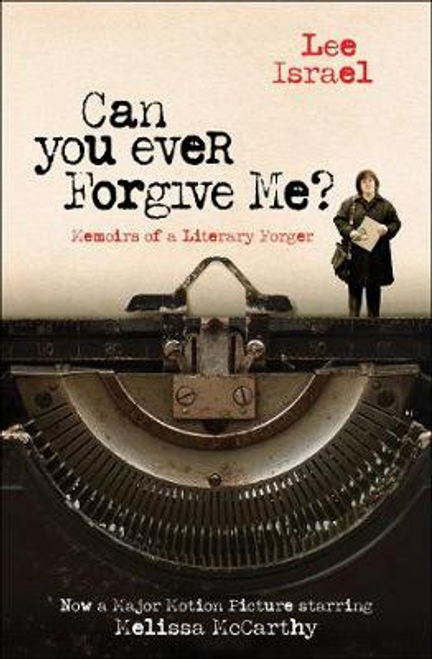 Israel, Lee / Can You Ever Forgive Me?