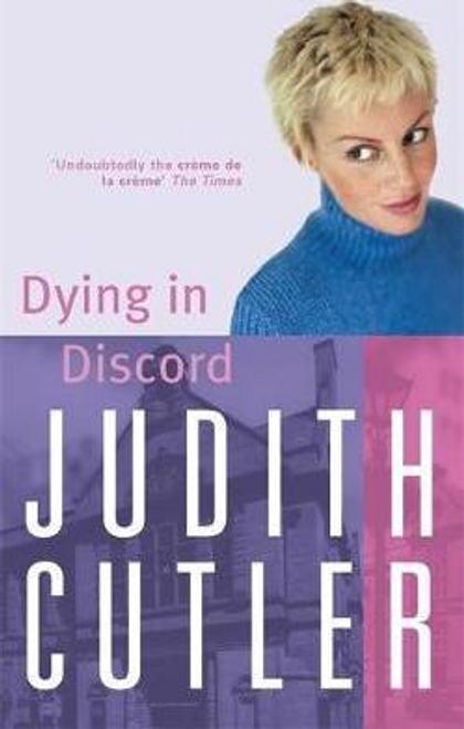 Cutler, Judith / Dying in Discord