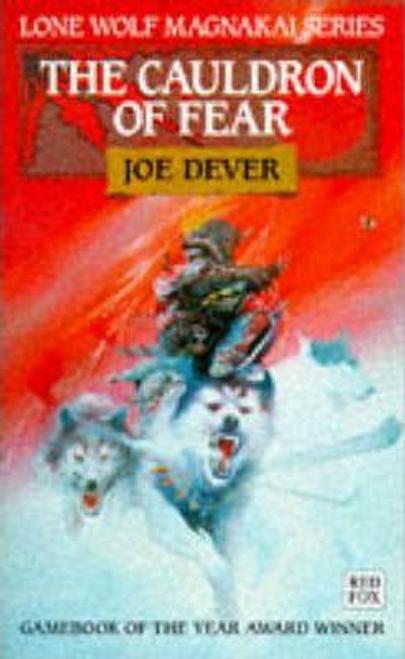 Dever, Joe / The Cauldron of Fear