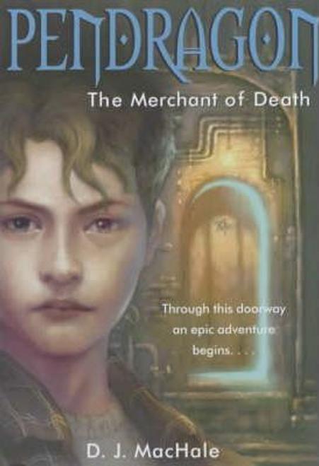 McHale, D. J. / The Merchant of Death