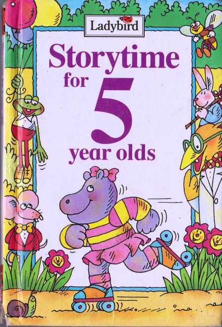 Ladybird / Storytime for 5 year olds