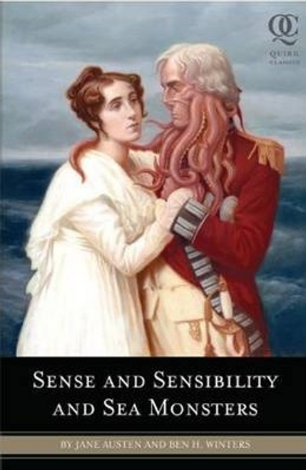 Austen, Jane / Sense and Sensibility and Sea Monsters