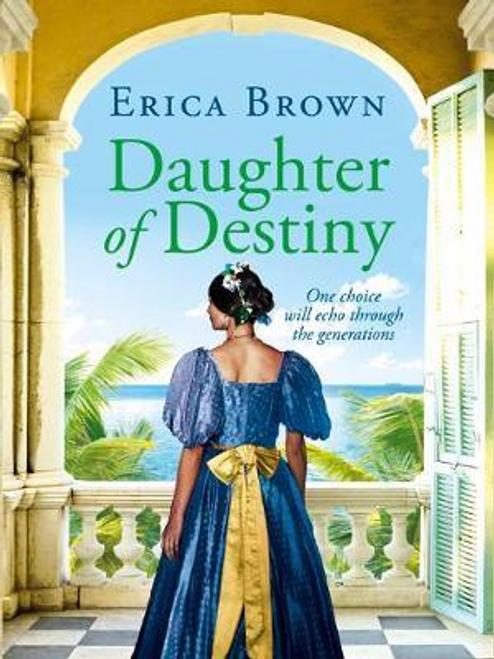 Brown, Erica / Daughter of Destiny