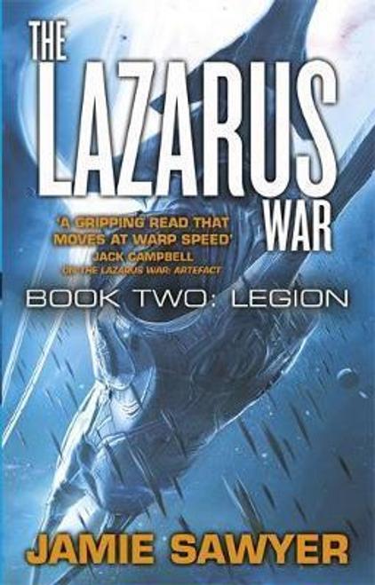 Sawyer, Jamie / The Lazarus War
