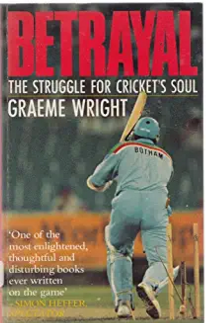 Wright, Graeme / Betrayal