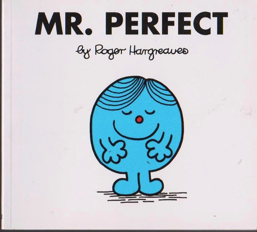 Mr Men and Little Miss, Mr. Perfect