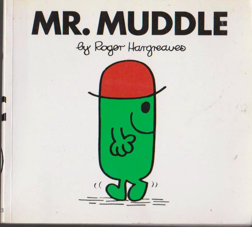 Mr Men and Little Miss, Mr. Muddle