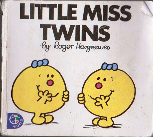 Mr Men and Little Miss, Little Miss Twins