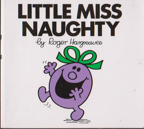 Mr Men and Little Miss, Little Miss Naughty
