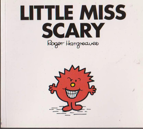 Mr Men and Little Miss, Little Miss Scary