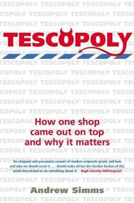 Simms, Andrew / Tescopoly