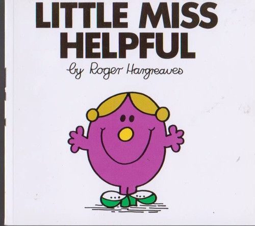 Mr Men and Little Miss, Little Miss Helpful