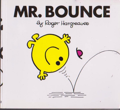 Mr Men and Little Miss, Mr. Bounce
