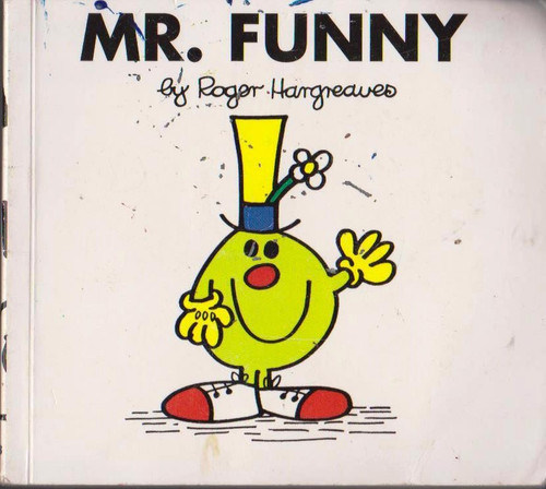 Mr Men and Little Miss, Mr. Funny