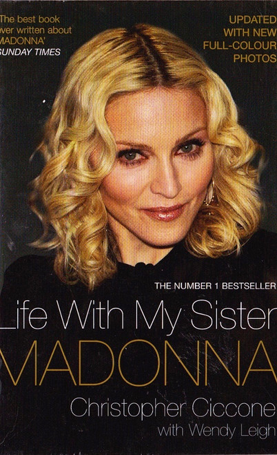 Ciccone, Christopher / Living with my Sister, Madonna