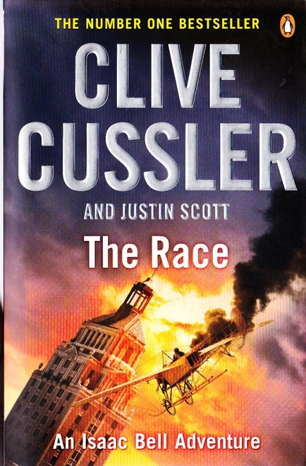 Cussler, Clive / The Race