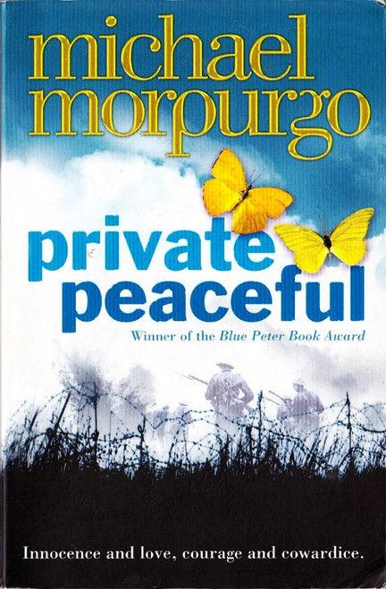 Morpurgo, Michael / Private Peaceful ( WW1 )