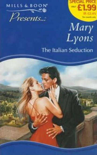 Mills & Boon / Presents / The Italian Seduction