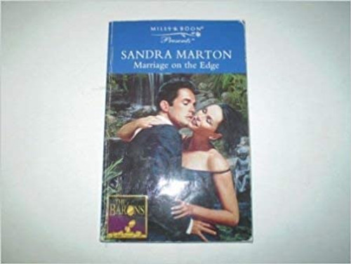 Mills & Boon / Presents / Marriage on the Edge
