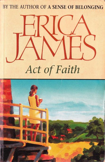 James, Erica / Act of Faith