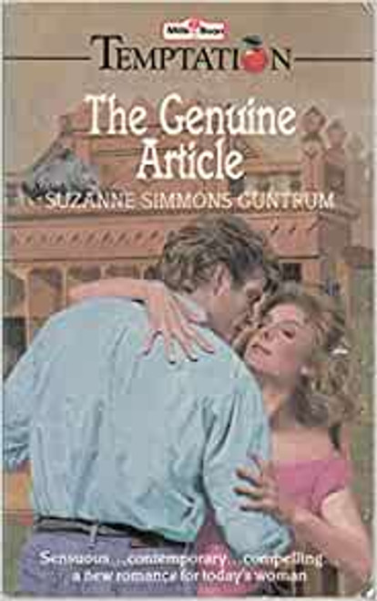 Mills & Boon / Temptation / Genuine Article