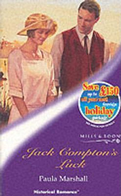 Mills & Boon / Historical / Jack Compton's Luck