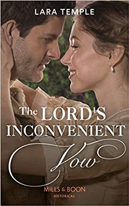 Mills & Boon / Historical / The Lord's Inconvenient Vow