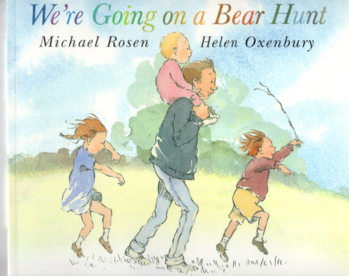 Rosen , Michael & Oxenbury, Helen - We're Going on a Bear Hunt - PB - BRAND NEW