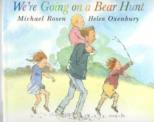 Rosen , Michael & Oxenbury, Helen - We're Going on a Bear Hunt - PB - BRAND NEW